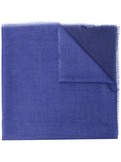 шарф с градиентным узором Lanvin