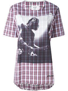 клетчатая футболка Sold Out Frvr