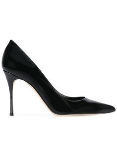 туфли с заостренным носком Sergio Rossi