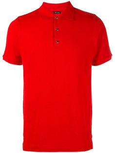 классическая рубашка-поло Kiton