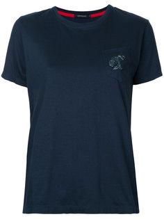 футболка с нагрудным карманом Loveless