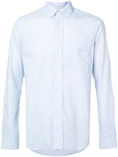 рубашка с пальмами на спине Oamc