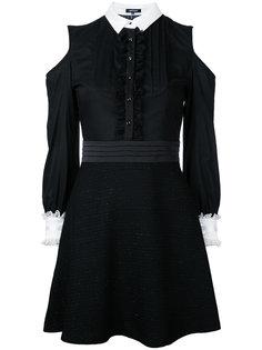 платье-рубашка с открытыми плечами  Loveless