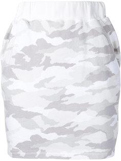 мини-юбка с камуфляжным рисунком Loveless