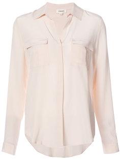 блузка с нагрудными карманами Lagence