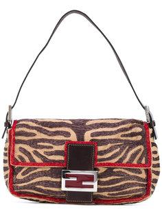 сумка через плечо Baguette Fendi Vintage