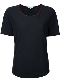 футболка свободного кроя James Perse