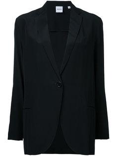 пиджак с застежкой на пуговицу Aspesi