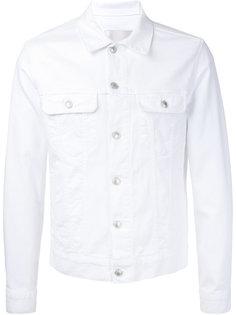 джинсовая куртка на пуговицах Cerruti 1881