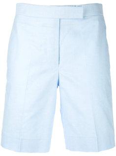 шорты со складками Thom Browne