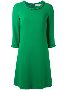 платье-туника с плетеной отделкой Goat