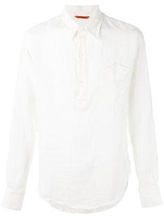 рубашка с накладным карманом Barena