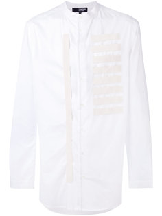 рубашка с вышивкой Tom Rebl