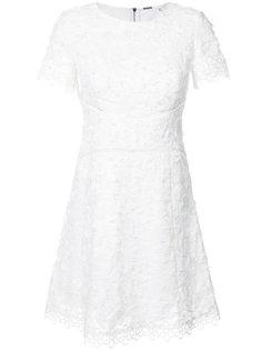 короктое платье крючком Elie Tahari