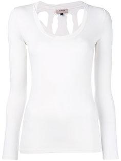 блузка Torn  Murmur