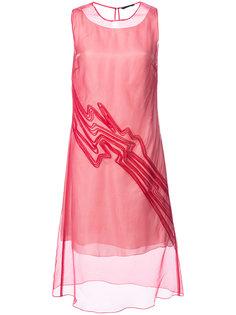 многослойное платье Maiyet