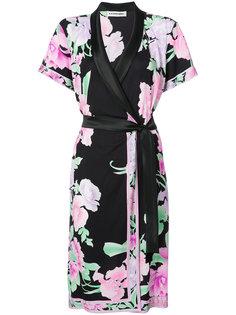 платье с цветочным принтом Leonard