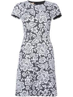 платье с цветочным принтом Michael Kors