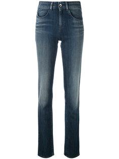 эластичные джинсы скинни Armani Jeans