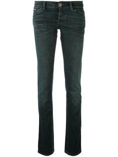 джинсы кроя скинни Armani Jeans