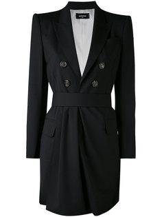 пиджак под пояс Dsquared2