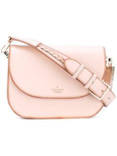 сумка на плечо с плетеной лямкой Kate Spade