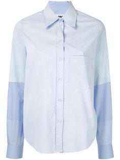 рубашка в тонкую полоску Mm6 Maison Margiela