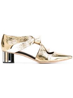 туфли с заостренным носком Proenza Schouler