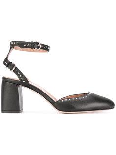 туфли-лодочки длиной по щиколотку Red Valentino