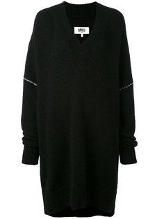 платье свободного кроя Mm6 Maison Margiela