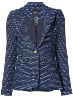 пиджак в горошек Smythe