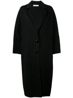 пальто овальной формы  Marni