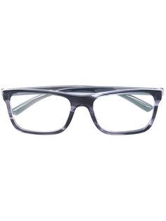 очки прямоугольной формы Bulgari