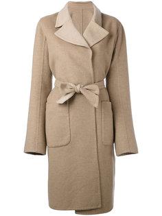 belted coat Hermès Vintage