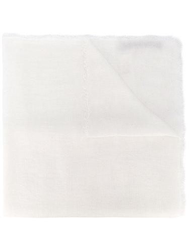 классический тканый шарф Rick Owens