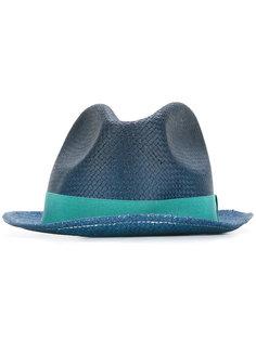 плетеная шляпа Paul Smith