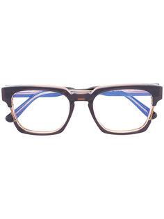 квадратные очки из ацетата Marni