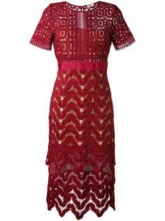 кружевное платье  Essentiel Antwerp