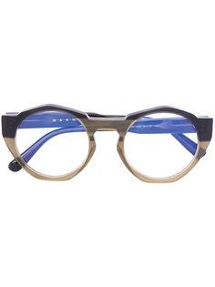 очки из ацетата Marni Driver Marni