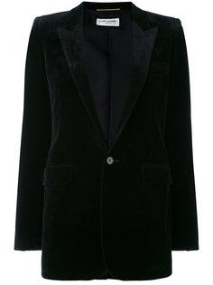 классический пиджак Saint Laurent