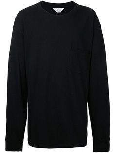 футболка с длинными рукавами Unused