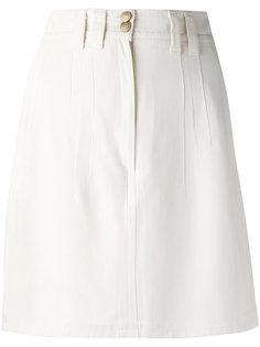 A-line skirt Jil Sander Vintage