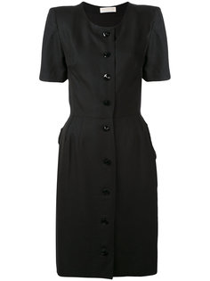 button up vintage dress  Nina Ricci Vintage