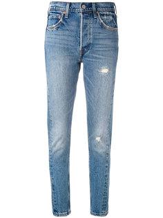 джинсы кроя скинни 501 Levis Levis®