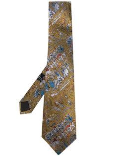 printed vintage tie  Missoni Vintage