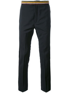 брюки с трикотажным поясом Grace Wales Bonner