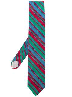 striped tie Giorgio Armani Vintage