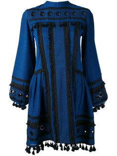платье с контрастной отделкой  Dodo Bar Or