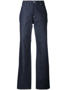 широкие джинсы America A.P.C.