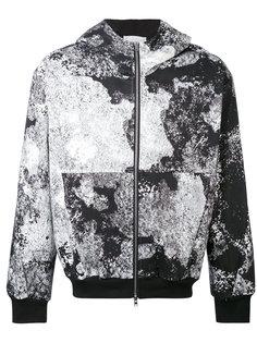 куртка с капюшоном и принтом Lost & Found Ria Dunn